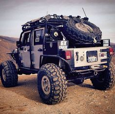 Off-Road Adventure - Jeep Wrangler Jeep, Jeep Wrangler Unlimited, Jeep Rubicon, Cj5 Jeep, Cool Jeeps, Cool Trucks, Cool Cars, Auto Jeep, Carros Off Road
