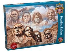 Founding Fathers Jigsaw Puzzle 550pc by Master Pieces, http://www.amazon.com/dp/B00006693G/ref=cm_sw_r_pi_dp_RAa3rb1M588GA