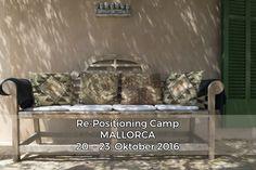 """Die Anmeldefrist für das erste Camp vom 20. bis 23. Oktober 2016 auf Mallorca läuft ab heute bis zum 13. September 2016. In den vier Tagen auf unserer Zero-G Thinking Finca """"Es Llobets"""" rüsten sich die Teilnehmer mit Führungskräften, Unternehmern, Coaches und Experten für die Herausforderungen der sich immer rasanter verändernden Welt. Sie erhalten EinblickeContinue Reading"""