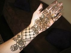 Simple Mehndi Designs | Beauty Task