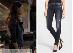 The Originals: Season 2 Episode 6 Hayley's Distressed Skinny Jeans