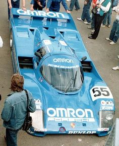 1990 Porsche 962 C  Porsche (4.191 cc.) (T)  Eje Elgh  Thomas Danielsson  Thomas Mezera