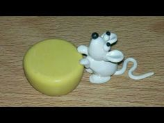 How to Make a Cute Little Mouse out of Polymer Clay