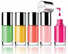 Mani Monday: Clinique Releases New Nail Polish Line for People With Sensitive Skin and Eyes