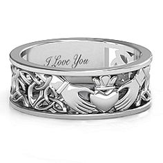 Promise Ring For Him #jewlr