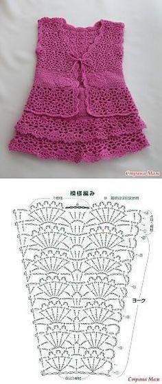 Комплект для девочки 2-х лет | Креативное вязание | Вязание для детей | Постила