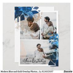 Photo Wedding Invitations, Elegant Wedding Invitations, Wedding Invitation Templates, Colored Envelopes, White Envelopes, Photo Blue, Paper Texture, Overlays, Thank You Cards