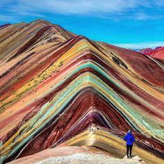 Rainbow Mountains - Pérou http://www.jetradar.com/?marker=126022