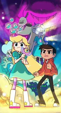 Star vs the forces of evil temporada 2