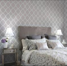 Lindo papel de parede para quarto