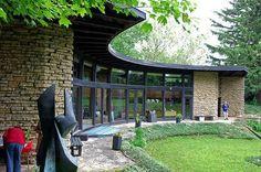 Herbert Jacobs house by FLW from Novobisdom.ru