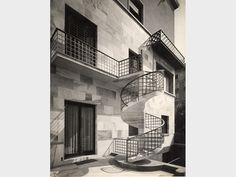 Casa Corbellini-Wassermann - Piero Portaluppi - itineraries - Ordine degli architetti, P.P.C della provincia di Milano