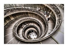 My oh my,further down the spiral stairs, the dizzier I get. :-)