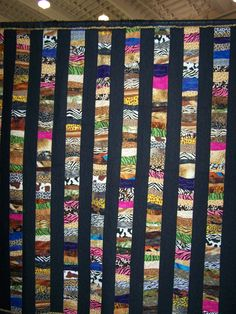 African Quilt by jan   My Quilts   Pinterest   African quilts ... : animal print quilt patterns - Adamdwight.com