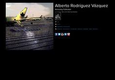 Alberto Rodríguez Vázquez's page on about.me – http://about.me/defarv