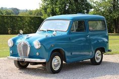 Austin A35 Countryman (1962) Maintenance of old vehicles: the material for new cogs/casters/gears/pads could be cast polyamide which I (Cast polyamide) can produce