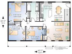 House plan W1051