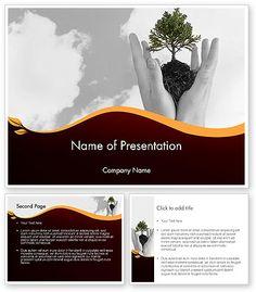 http://www.poweredtemplate.com/12036/0/index.html Hands Holding a Bonsai Plant PowerPoint Template
