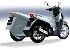 Wheelchair motorcycle #handi-capable #van #véhicule #adaptation #camionnette #moto #adapted #vehicle #adaptitaj #veturiloj #vehículos #adaptados #veicoli #adattati http://www.handi-capable.net/