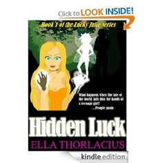 Amazon.com: Hidden Luck (Lucky Julie series 1) eBook