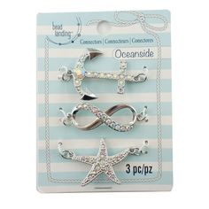 Misscrafts 30 Pairs Earring Sets Antique Silver Parts for Earring Jewellery Making Supplies