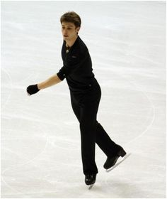 pictures of ice skates | Ice Skating Brian Joubert
