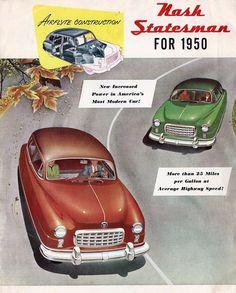 1950 Nash Statesman