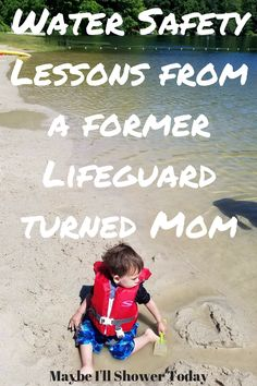 This post contains affiliate links. I was in awe of swim staff the moment I put my toe in the lake at summer camp. I was 10 years old, a fair swimmer, with aspirations of one day becoming good enou… Safety Moment Topics, 10 Year Old, 10 Years, Strong Willed Child, Water Safety, Lifeguard, Safety Tips, Growth Mindset, Baby Fever