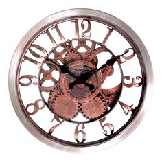 Wall Clocks & Watches - Briscoes | Briscoes NZ Inventions, Gears, Colours, Antiques, Metal, Dress Watches, Wall Clocks, Wheels