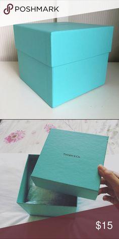 Tiffany gift box In pristine condition Tiffany & Co. Accessories