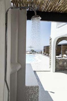 My Mykonos Hotel Mykonos Hotels, Boutique, Mirror, Luxury, Building, Home Decor, Decoration Home, Room Decor, Mirrors