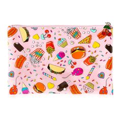 "Inspired by the ""This Is How We Do"" video! Katy Perry Junk Food Cosmetics Bag"