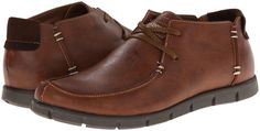 Steve Madden Men's Wiley Boot Tan 8 1/2 #SteveMadden #Chukka