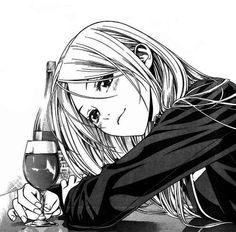 anime, manga, and vampire image Girls Anime, Manga Girl, Manga Anime, Anime Art, Rosario Vampire Moka, Anime Monochrome, 8bit Art, Gothic Anime, Anime Drawings Sketches