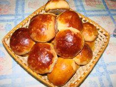 Pão caipira (pão de mandioca)