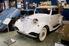 1923 Tatra T75