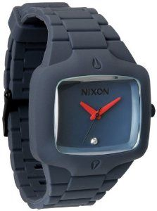 Nixon Rubber Player Watch Gunship, One Size NIXON. $135.00. Manufactured by Nixon.. A brand-new, unused, and unworn item (including handmade items) in the original packaging (such as the original box or bag) and/or with the original tags attached.