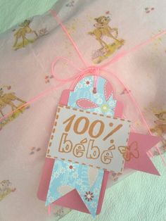 Tag for a baby
