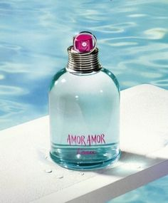 Loving the limited edition Cacharel Amor Amor L'eau - it has a delicious cola note!