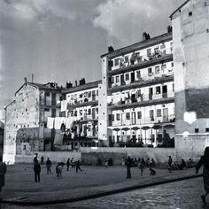 Archivo fotográfico de la Comunidad de Madrid 1950