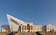 Militäthistorisches. Drezno, Niemcy. Szkło: SGG COOL-LITE SKN 174, SGG COOL-LITE SKN 074 II. #glass #architecture #desing #museum