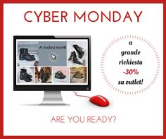 #andreamorelli #shoes #cybermonday #sale  -30% su OUTLET!  #fw1516 #wintercollection