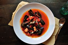 Cioppino on Pinterest | Cioppino Recipe, Seafood Stew and Seafood