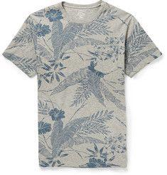 J.CrewPrinted Cotton T-Shirt