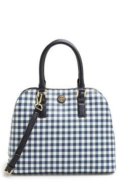 Tory Burch 'Kerrington' Dome Tote