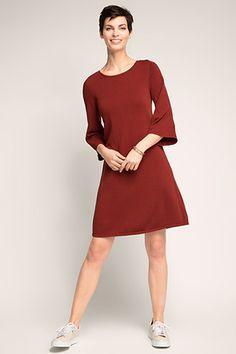 EDC / Gepflegtes Glattstrick-Kleid