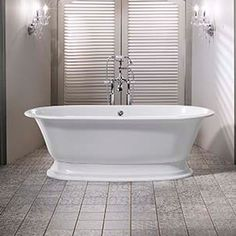 Elwick bathtub from Victoria + Albert