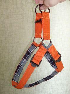 шлейка для собаки своими руками пошаговая инструкция - фото 10