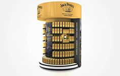 Jack Daniel's No.27 Gold Campaign on Behance
