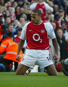 ebab52b5f84 Henry  I learned to hate Tottenham at Arsenal... and Bergkamp is  God